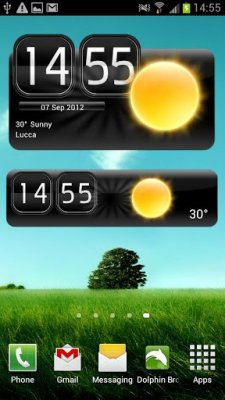 Premium Widgets and Weather