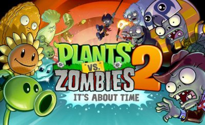 Plants vs Zombies 2 (Растения против Зомби 2)