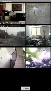 IP Camera Dashboard