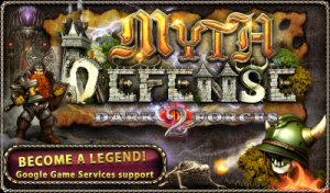 Myth Defense 2: DF - Tower Defence