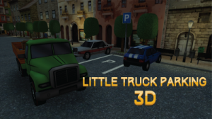 Little Truck Parking 3D - парковка