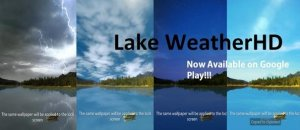 Lake Weather HD