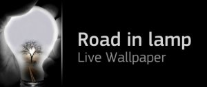 Road in lamp Live Wallpaper