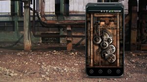 Steampunk Live Wallpaper Gears Pro