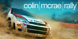 Colin McRae Rally - крутые гонки