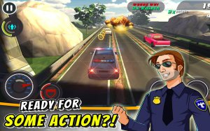 Cop Riot 3D Car Chase Race