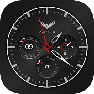 Aviator Watch Face