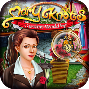 Hidden Object - Mary's Wedding