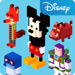 Disney Crossy Road