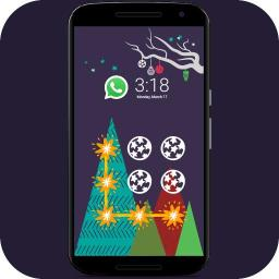 Christmas 2017- AppLock Theme
