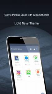 Light Navy Theme for PS