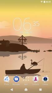 Xperia™ Swedish Midsummer Theme